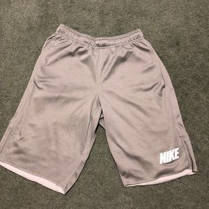 Nike thermal fit shorts
